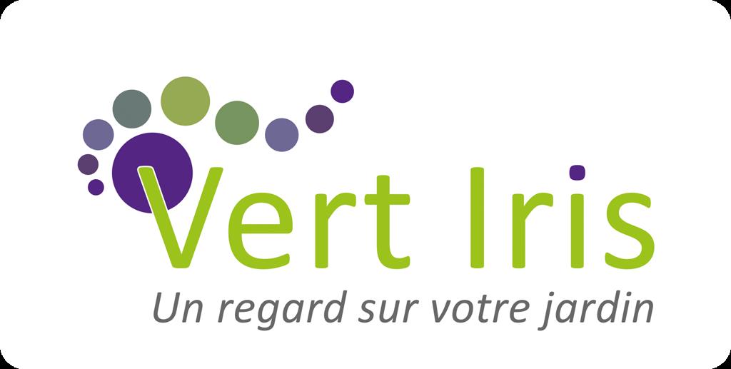 Vert Iris, bureau d'étude paysagère en Normandie - Logo