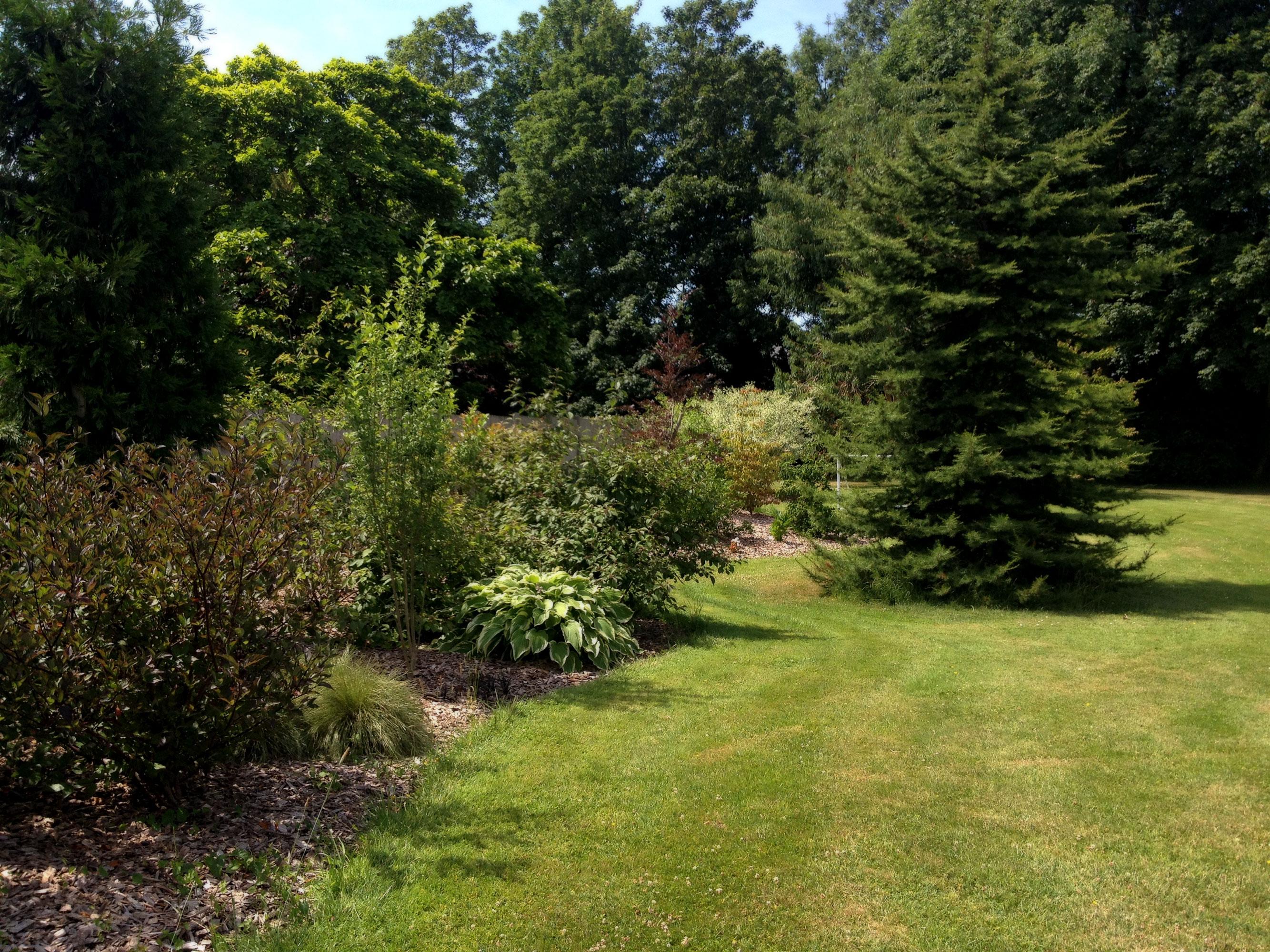 Vert Iris, bureau d'étude paysagère en Normandie - Création de jardin