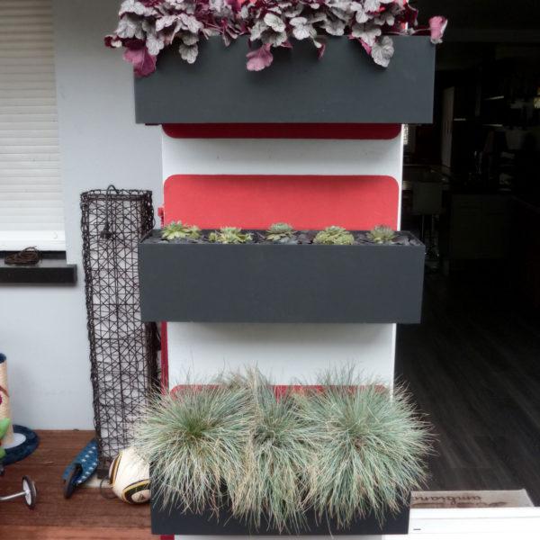 Après (after) - Le jardin… une pièce à part entière de la maison - Vert Iris